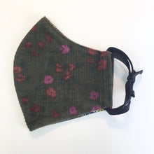 Load image into Gallery viewer, Fabric Face Mask (multiple colors/patterns available)