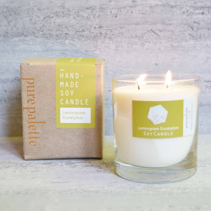Large Candle by Pure Palette
