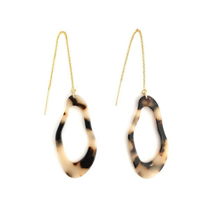 Leona Threader Earrings