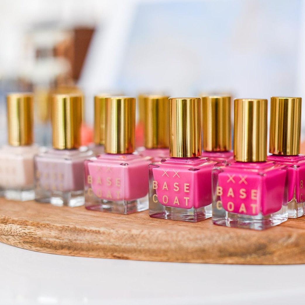 Base Coat Non-Toxic Nail Polish