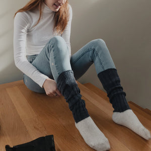 Boot Socks by Silverspun Goods