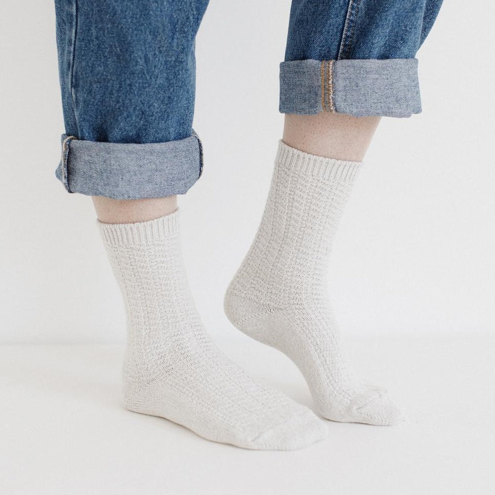 Crew Socks by Silverspun Goods