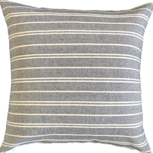 Logan Stripe Throw Pillow
