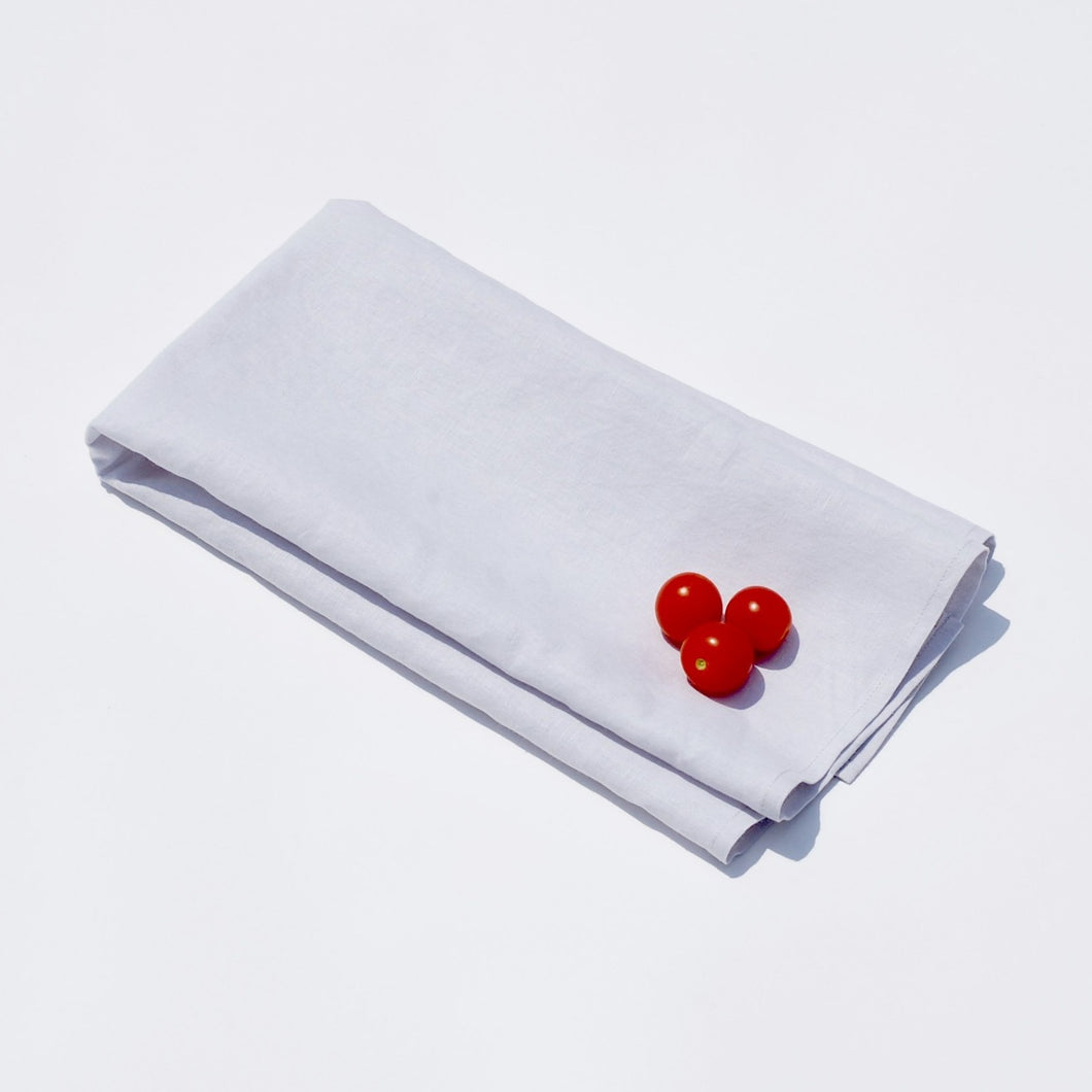 Grey Tea Towel, Set of Two
