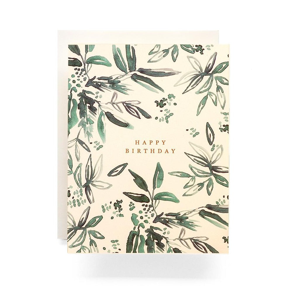 Coco Happy Birthday Greeting Card
