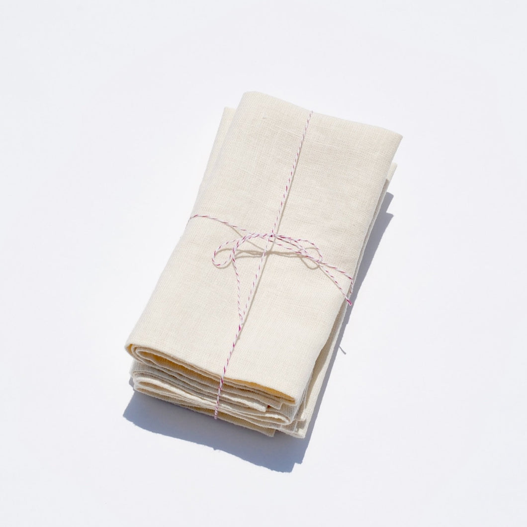 Hemp Cotton Napkin Set