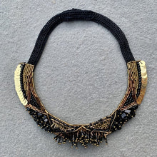 Load image into Gallery viewer, Luna Embroidered Necklace