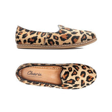 Load image into Gallery viewer, Charix Flats in Leopard