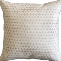 Clover Print Throw Pillow