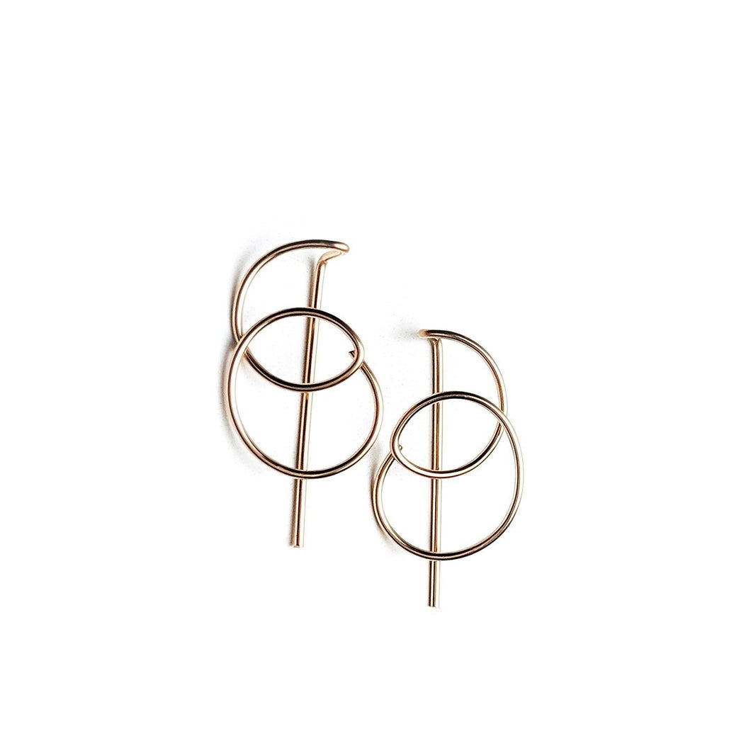 Aurora Petite Earrings