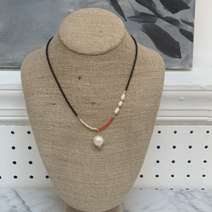 Beaded Short Necklace (multiple colors)