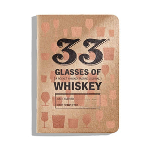 Whiskey Tasting Journal