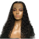 Virgin Indonesian Curly 13x6 HD Swiss Lace Front Wig