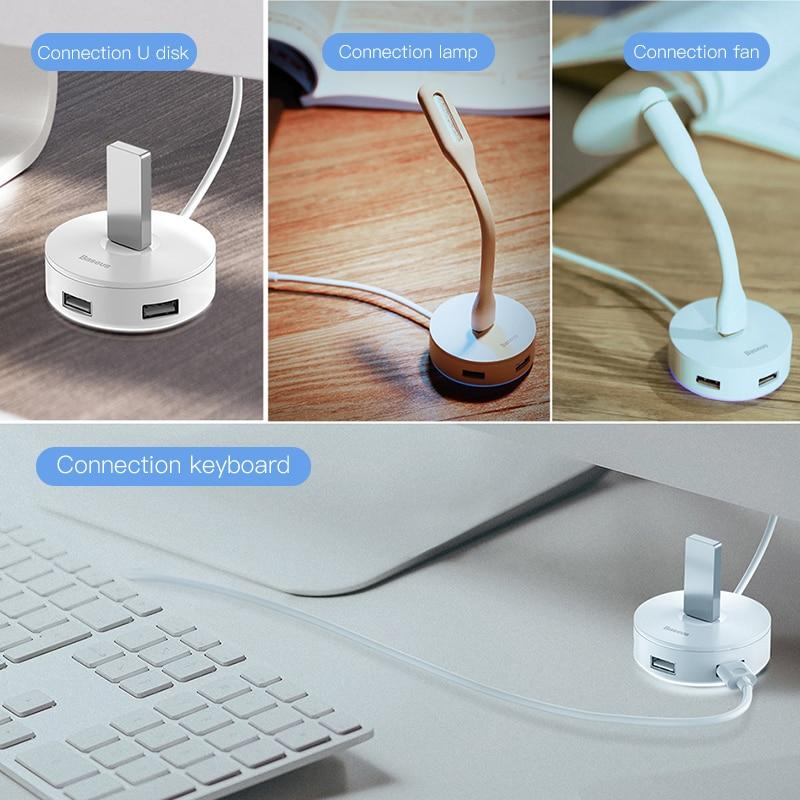 Baseus 4-in-1 USB Hub