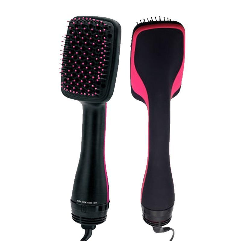 Hair Dryer & Styling Brush