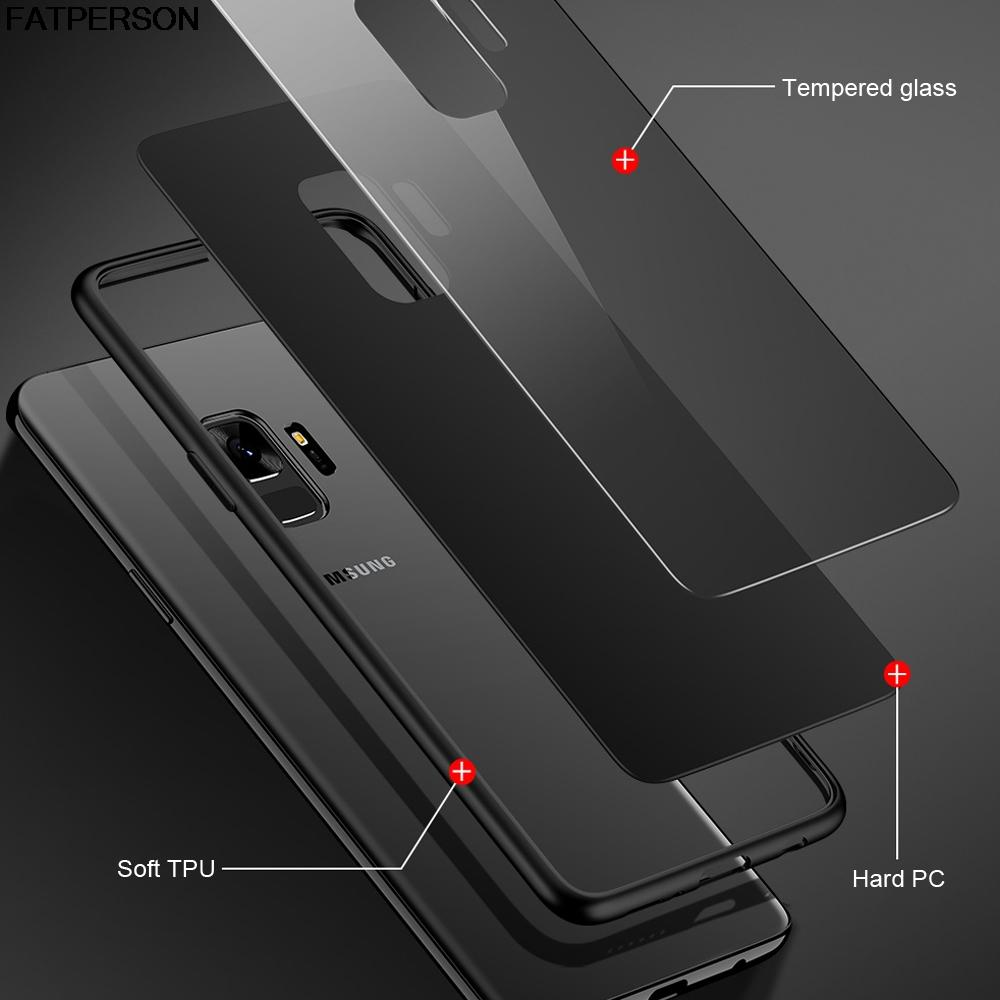 Customized Tempered Glass Phone Case