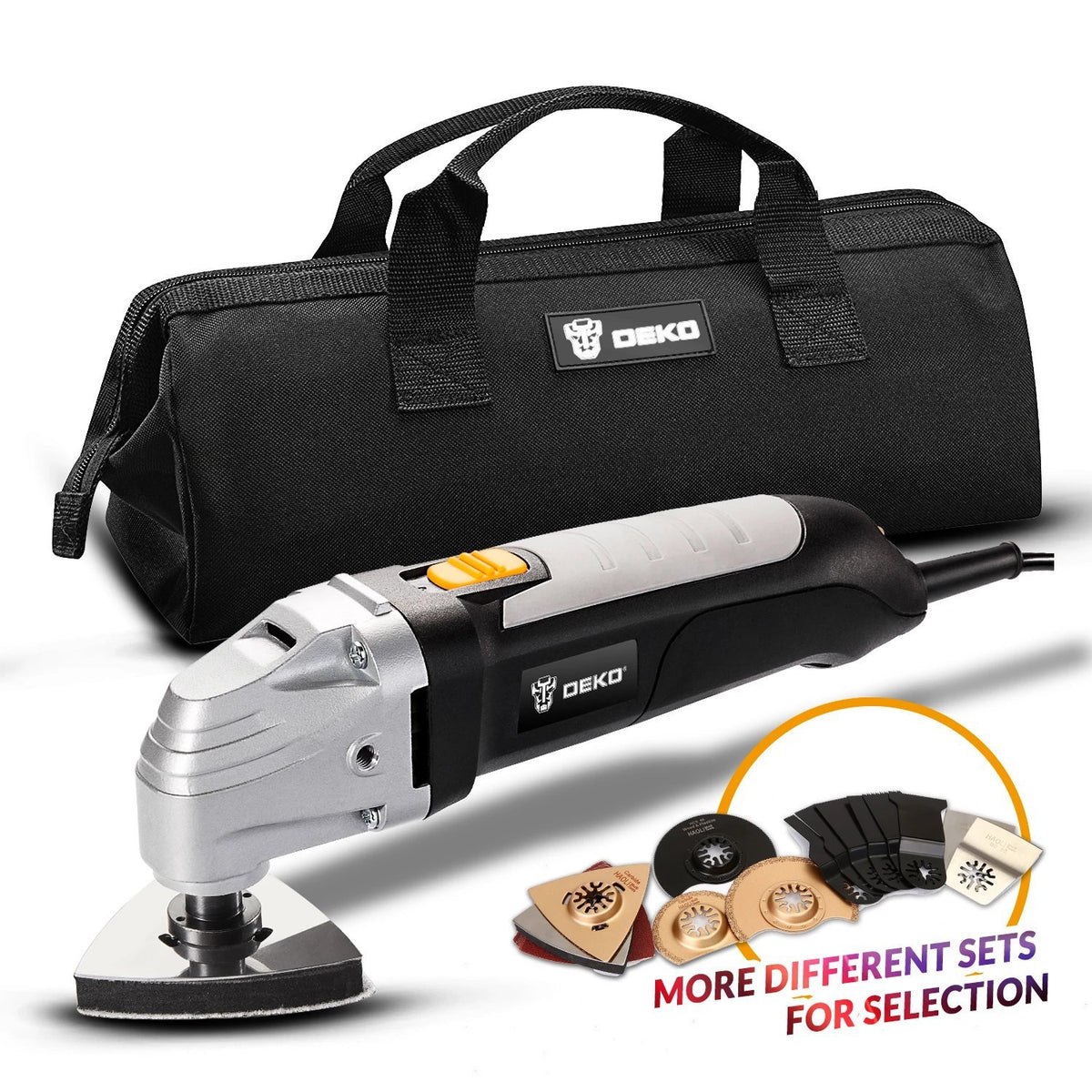 Multifunction Oscillating Tool Kit