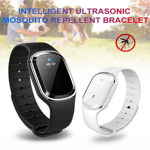 Ultrasonic Pest Repeller Wristband