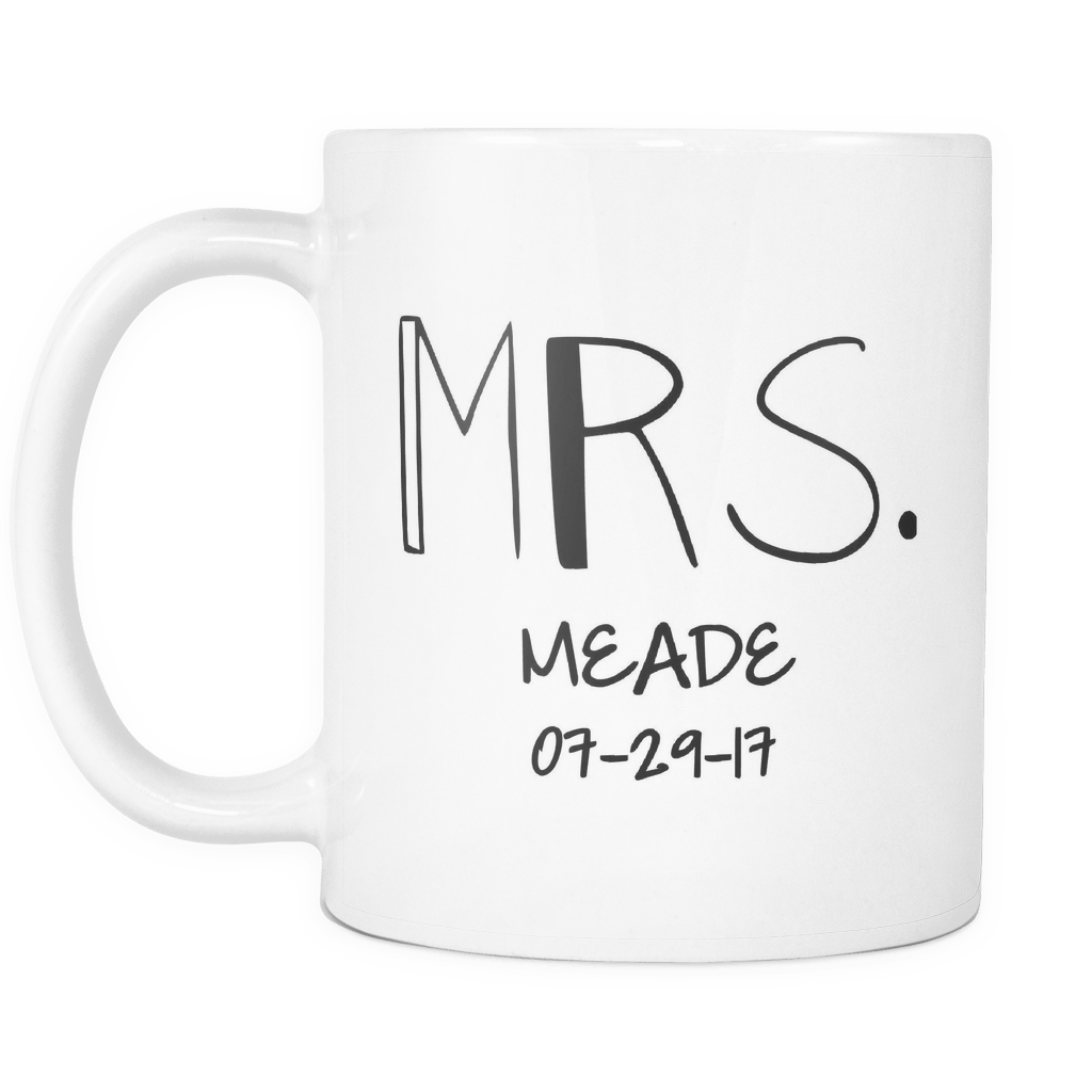 Mr. & Mrs. Meade (Custom)