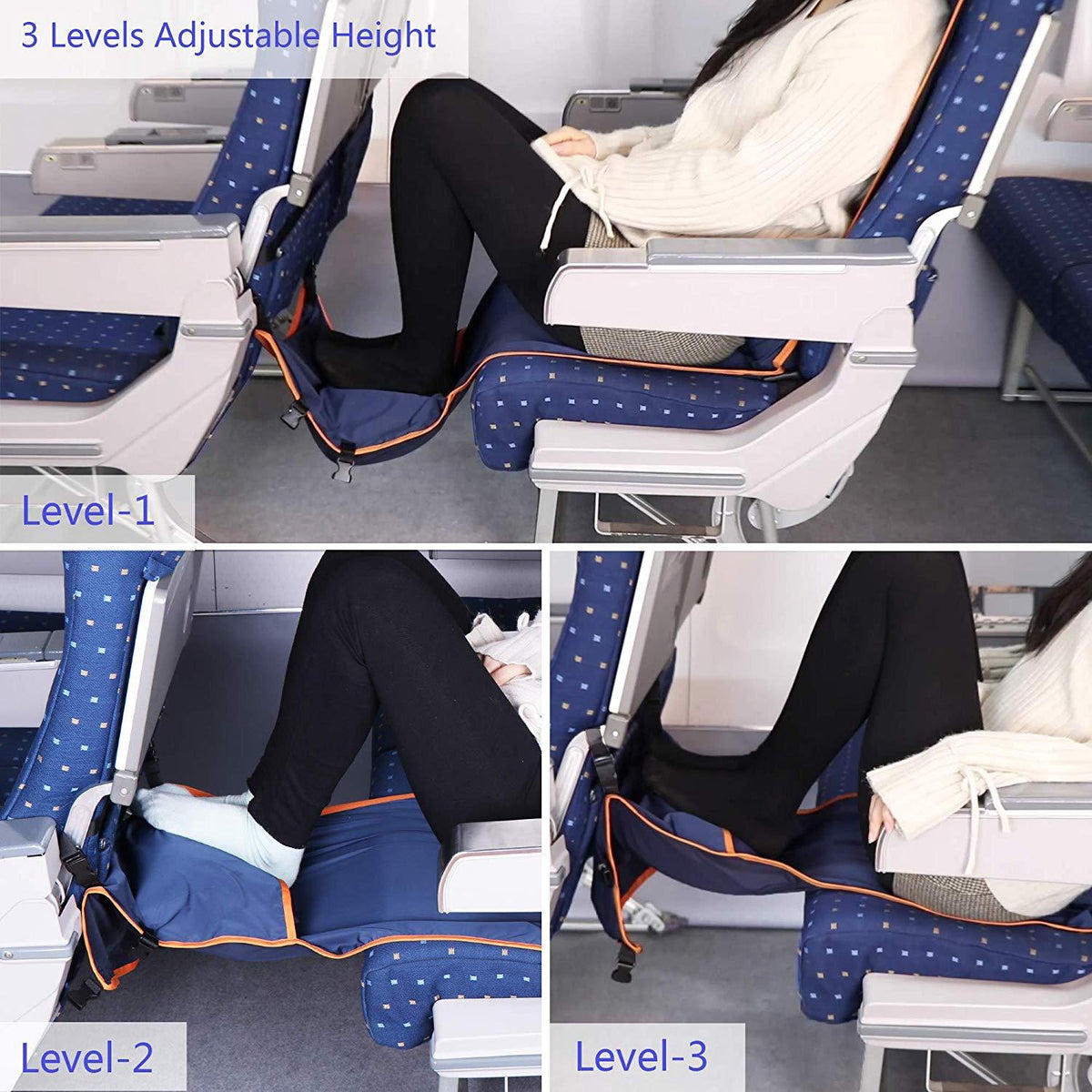 Adjustable Foot Travel Hammock