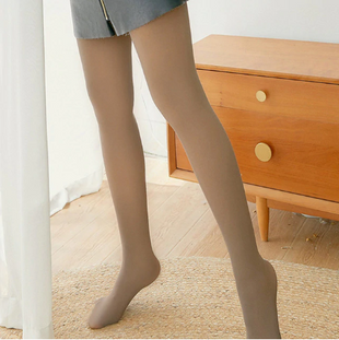 Sleek Legs Warm Fleece Pantyhose