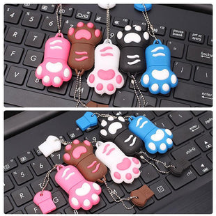Cute Cat USB 2.0 Flash Drive Memory Stick