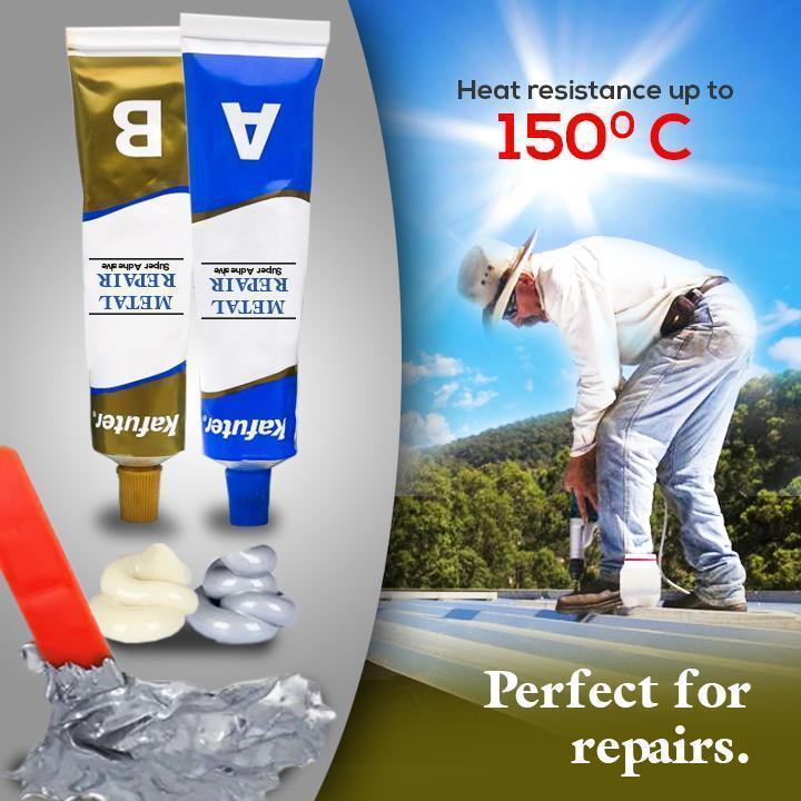 Industrial Metal Repair Paste