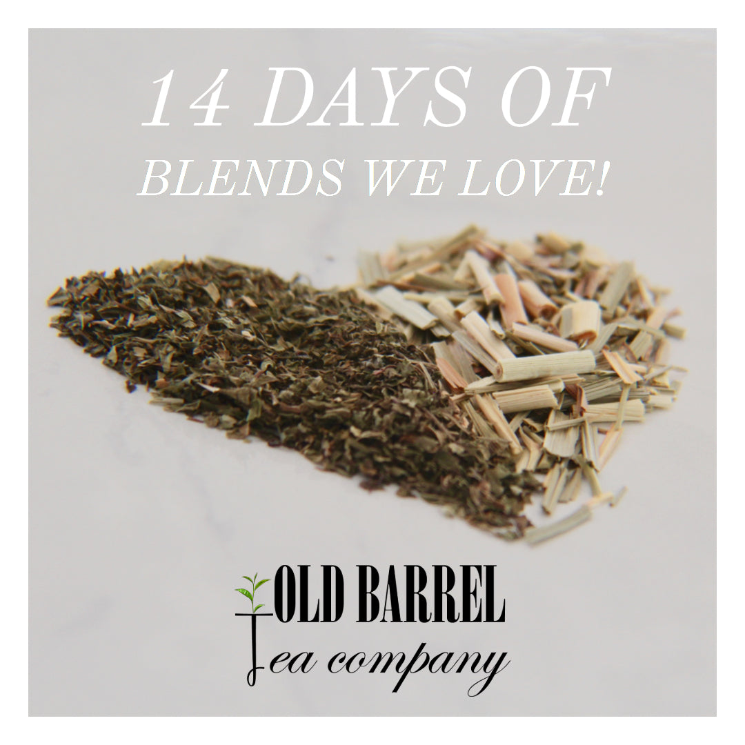 14 DAYS OF BLENDS WE LOVE!