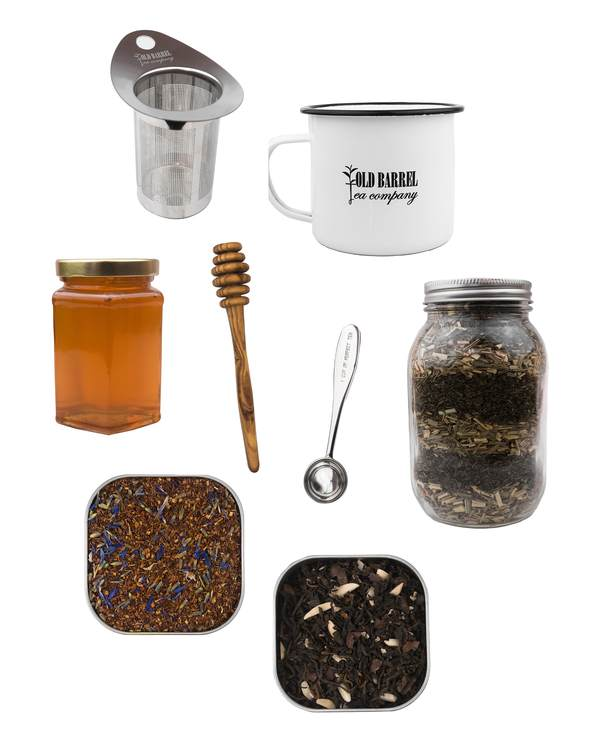 THE PERFECT GIFT FOR THE TEA LOVER IN YOUR FAMILY