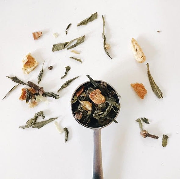 ICED TEA BLENDS FOR JULY