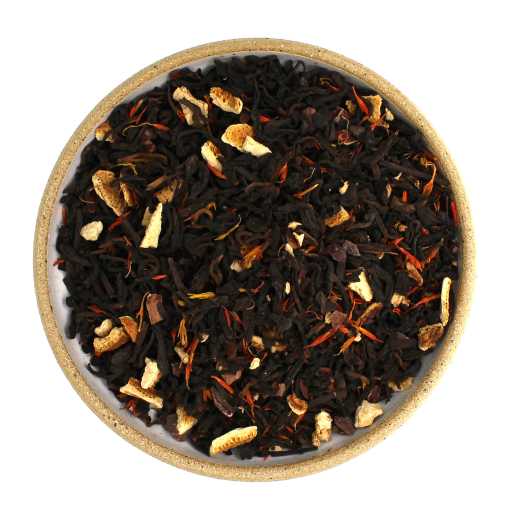 Chocolate Orange Pu Erh