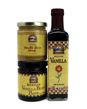 Mexican Vanilla Bean Extract