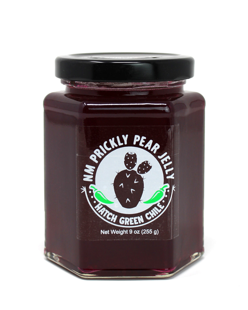 Prickly Pear & Green Chile Jelly
