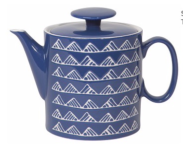 Summit Teapot