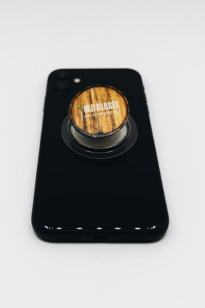Wood Barrel OBTC Popsocket