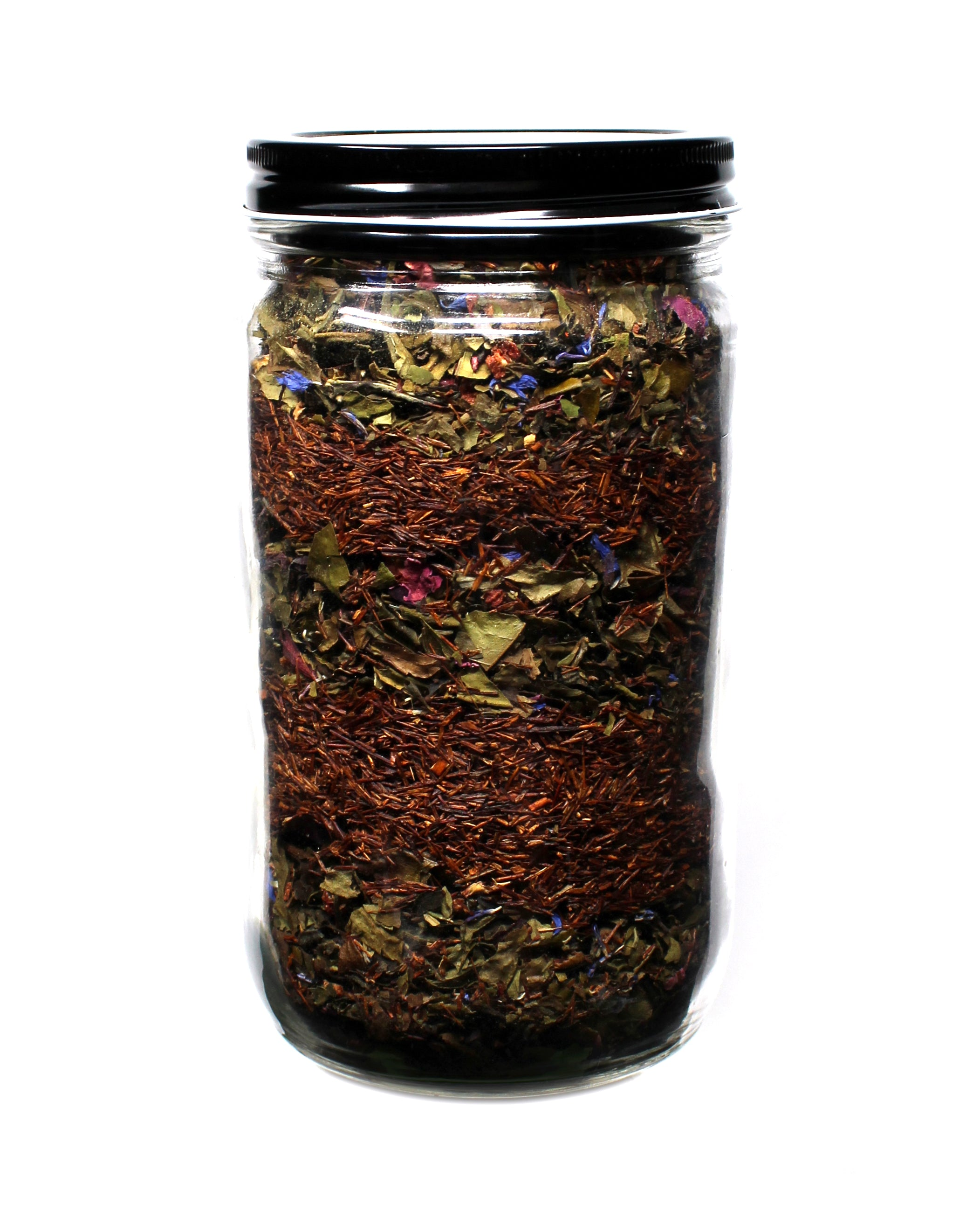 Wild Strawberry & Vanilla Rooibos