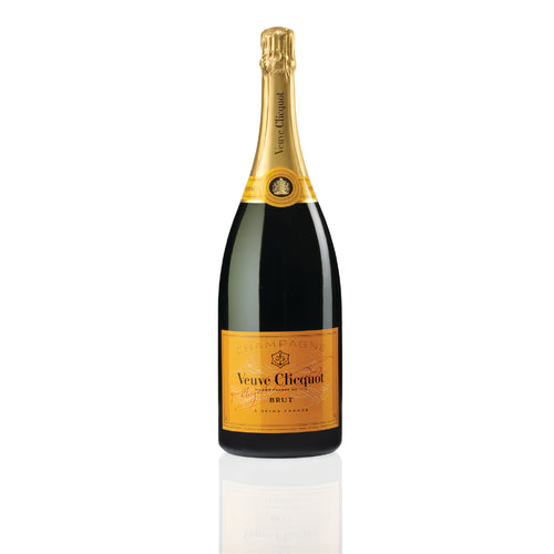 VEUVE CLICQUOT YELLOW LABEL 150CL