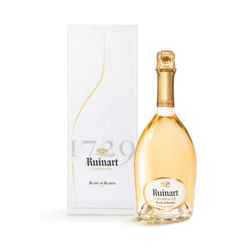 RUINART BLANC DE BLANCS WITH GIFT BOX 75CL