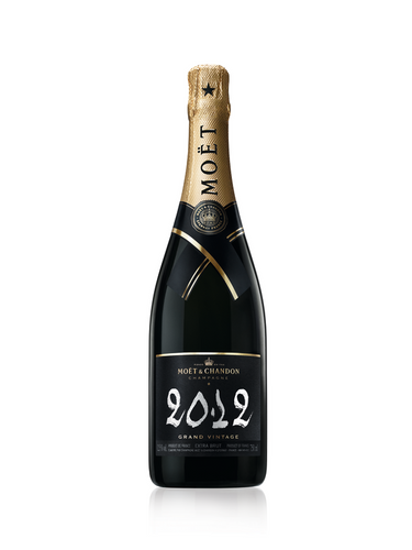 MOËT & CHANDON GRAND VINTAGE 2012 75CL