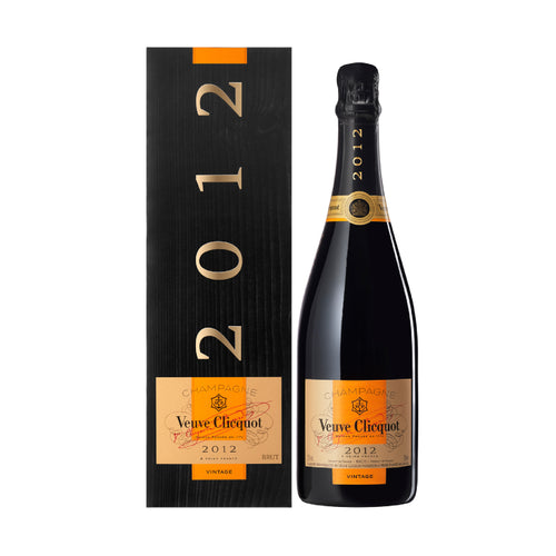 VEUVE CLICQUOT VINTAGE BRUT 2012 WITH GIFT BOX 75CL