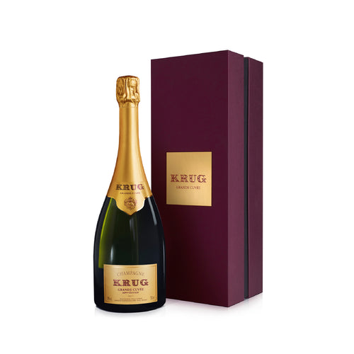 KRUG GRANDE CUVEE 168TH EDITION WITH GIFT BOX 75CL