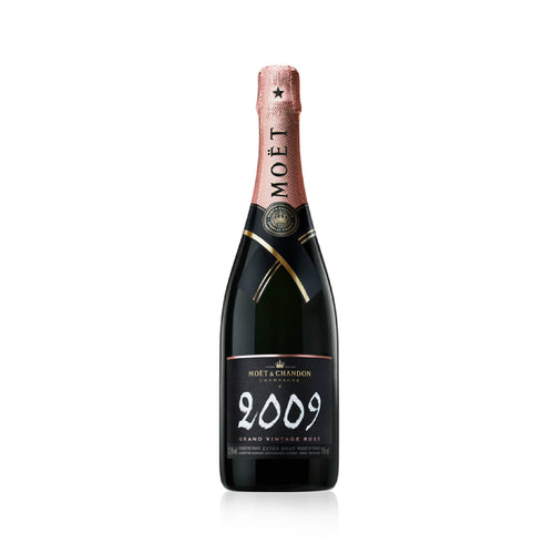 MOËT & CHANDON GRAND VINTAGE ROSÉ 2009 75CL