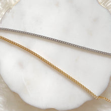 Load image into Gallery viewer, Dainty Curb Necklace