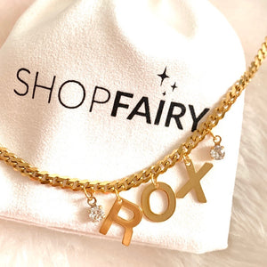 Luxe Name Necklace
