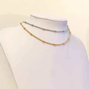 Space Chain Necklace