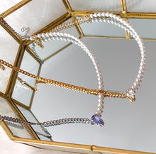 Load image into Gallery viewer, Princess Pearl Choker