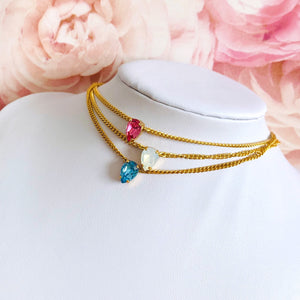 Gold Baby Princess Choker