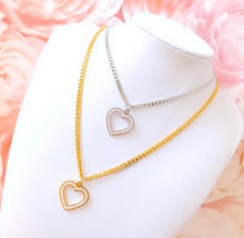 Load image into Gallery viewer, I Heart You Necklace