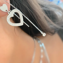 Load image into Gallery viewer, I Heart You Earrings