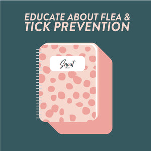 MARKETING PLAN: EDUCATION ABOUT FLEA & TICK PREVENTION